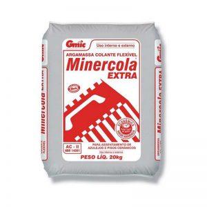 Argamassa Minercola 20Kg AC-II Uso Externo