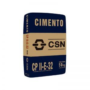 Cimento CP-II 50kg CSN